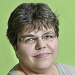 Köthen:Mitarbeiterporträts der Wohnungsgesellschaft Köthen - Kerstin Friske
