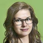 Köthen:Mitarbeiterporträts der Wohnungsgesellschaft Köthen - Judith Galisch