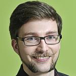 Köthen:Mitarbeiterporträts der Wohnungsgesellschaft Köthen - Christoph Heidel