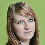 Köthen:Mitarbeiterporträts der Wohnungsgesellschaft Köthen - Kristin Preiß