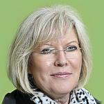 Köthen:Mitarbeiterporträts der Wohnungsgesellschaft Köthen - Monika Scherer